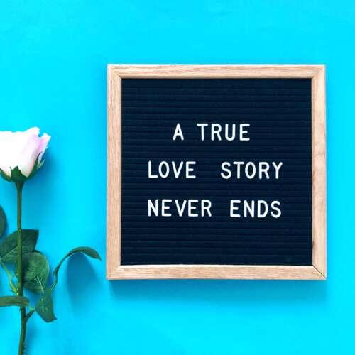 Alma Gemela Alma Gemela Alma Gemela a true love story never ends RDBAZG5 500x500