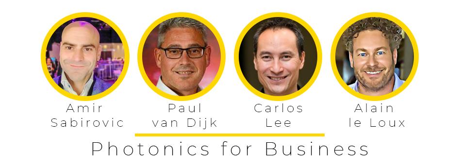 Photonics for Business  Photonics for Business ZooM Photonics In zoom  Photonics for Business ZooM Photonics In zoom